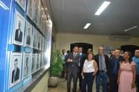 Câmara inaugura Galeria de Ex-Presidentes