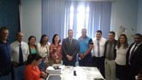 Reunião Ministério Público e Semdestran