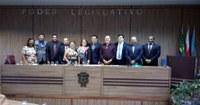 Sessão do Parlamento Metropolitano